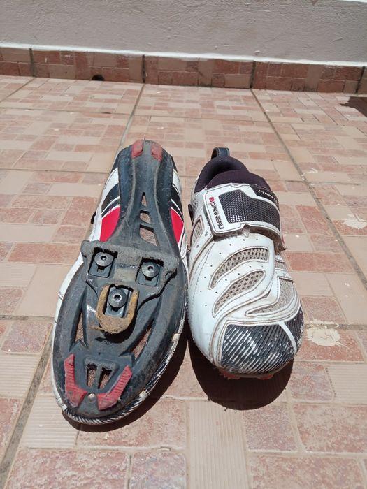 Sapatos Road bike 44