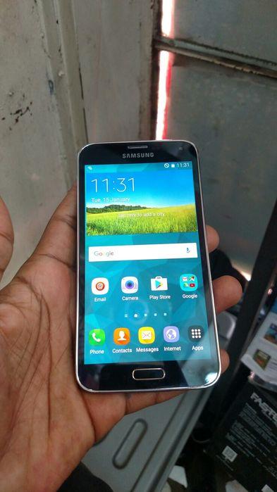 Samsung S5 limpo