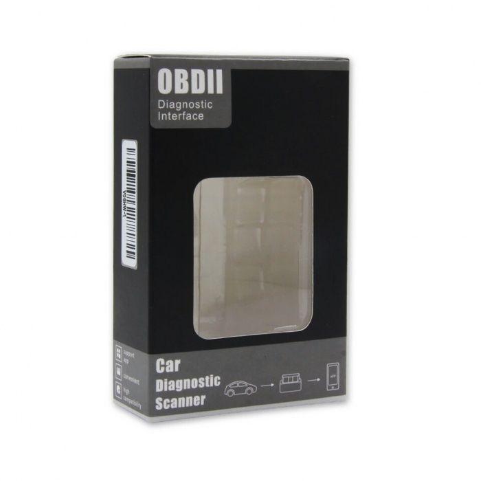 OBD2 адаптер для проверки состояния и сброса check ошибок автомобиля
