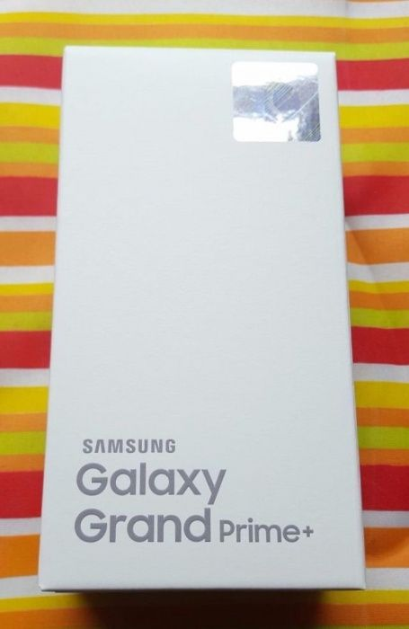 Samsung Galaxy Grand prime plus selado na caixa
