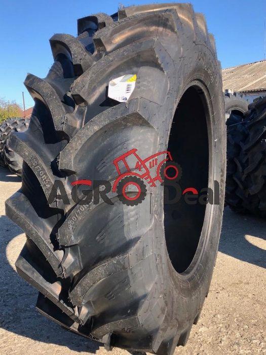 Cauciucuri tractor spate 480/70R34 sunt radiale pe sarma avem si R24