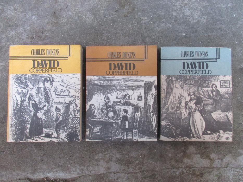 Carti - David Copperfield