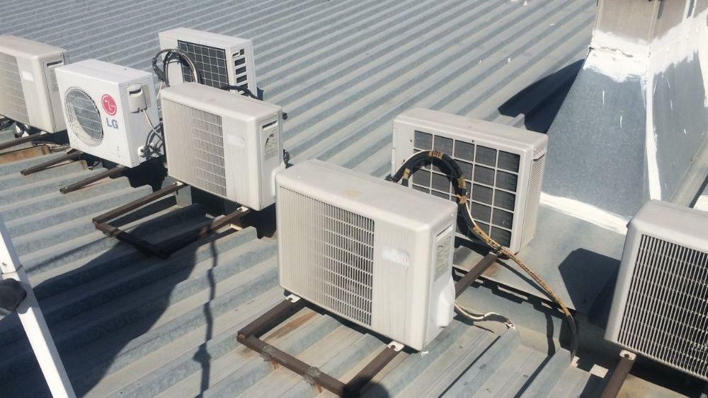 Установка,монтаж кондиционеров,систем вентиляции. Ремонт,обслуживание