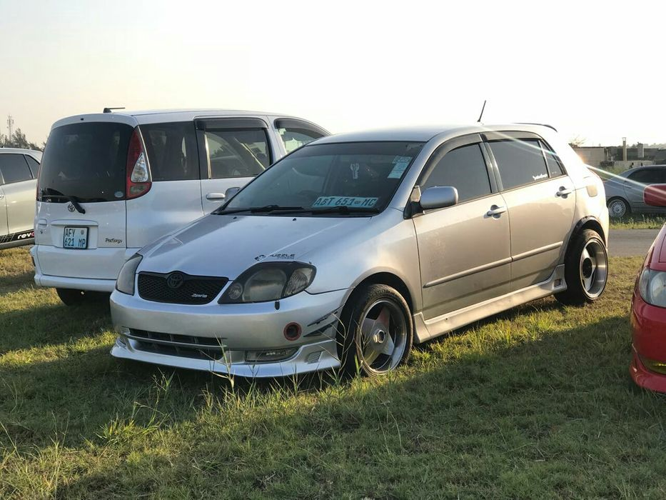 Toyota Runx 1.5