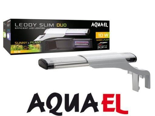 Светильник Aquael Leddy Slim Duo Sunny/Plant 10W