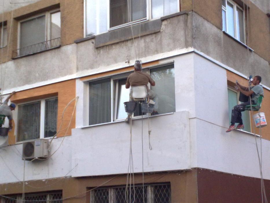 Външна топлоизолация на апартаменти и жилища в къщи и кооперации