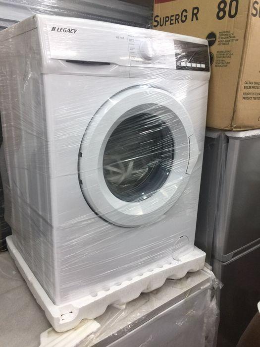 Máquina de lavar legacy