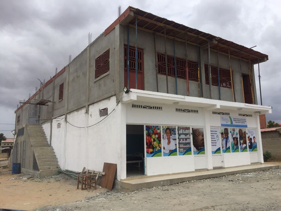 Apartamento T0 e T1 Vila-Flor - Kilamba Xyami