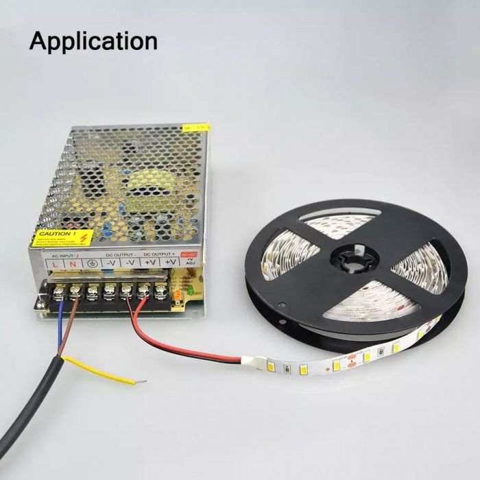 Импульсные блоки питания на 12в 15Вт 1.25А для led светодиодной ленты