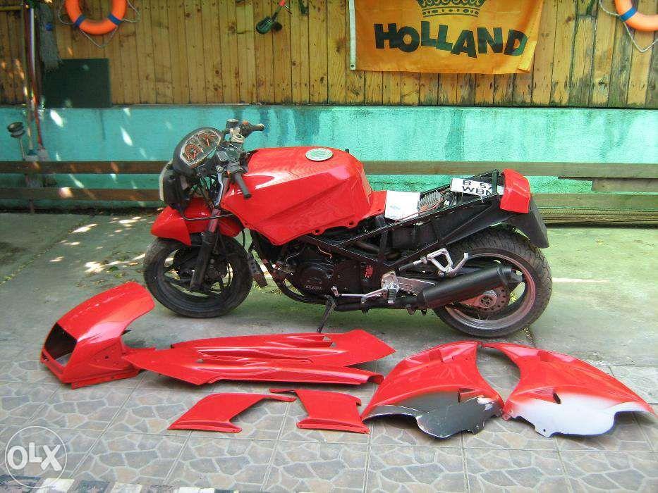 Motocicleta Ducati sport Paso 750 pentru piese