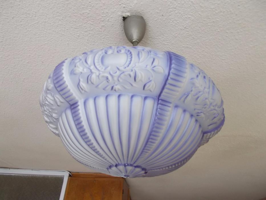 Lustra din sticla de Murano