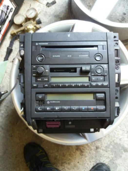 Consola centrala vw golf 4+ magazie cd