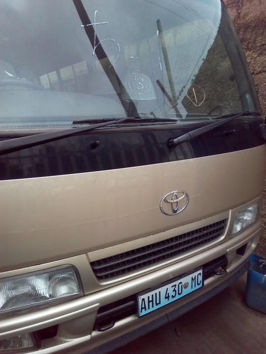 Vendo Bus 26 lugares