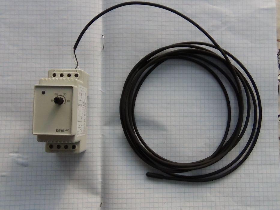 Termostat de caldura electronic