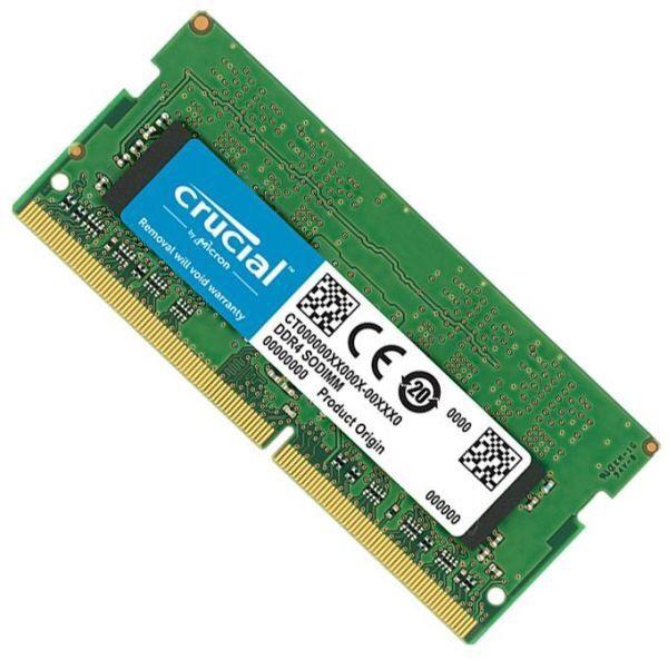 RAM para laptop ddr4 8gb