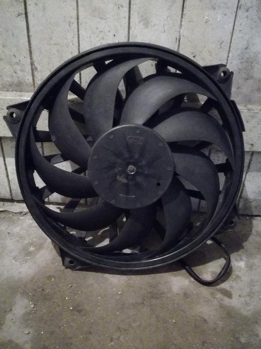 Вентилатор за охлаждане на Ситроен