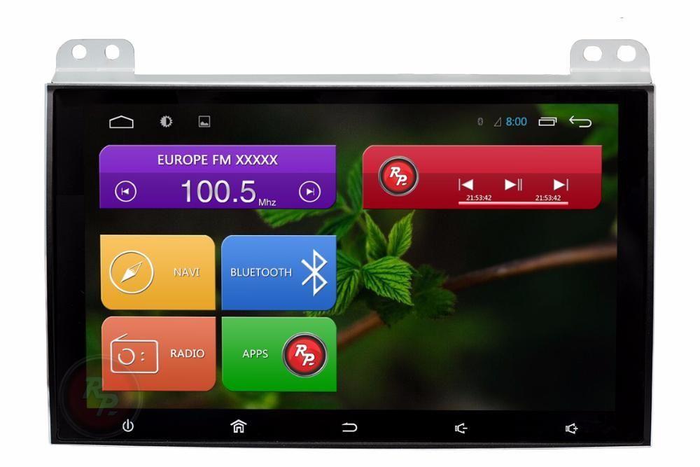 Автомагнитола Андроид Toyota/Mitsubishi/Honda/Тесла Android