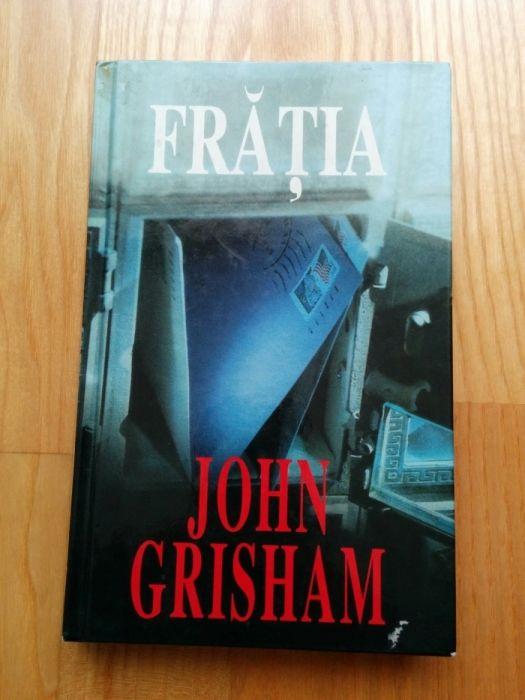 John Crisham -- Fratia- traducerea de Radu Paraschivescu. Noua.