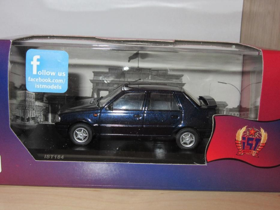 Macheta Dacia SuperNova Ist Models 1:43