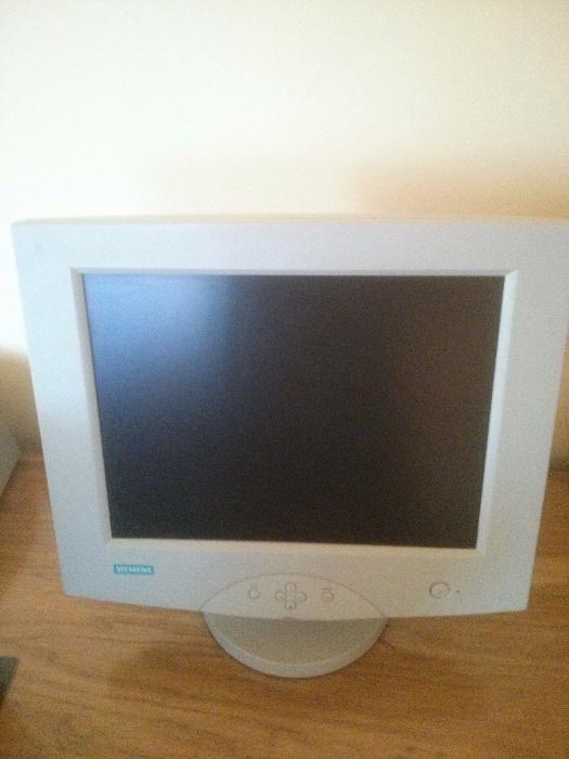 """Vand monitor LCD Siemens 17"""""""