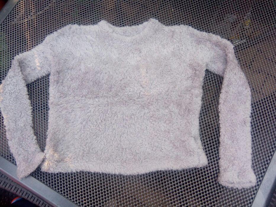 Bluza fete din blanita 128 cm