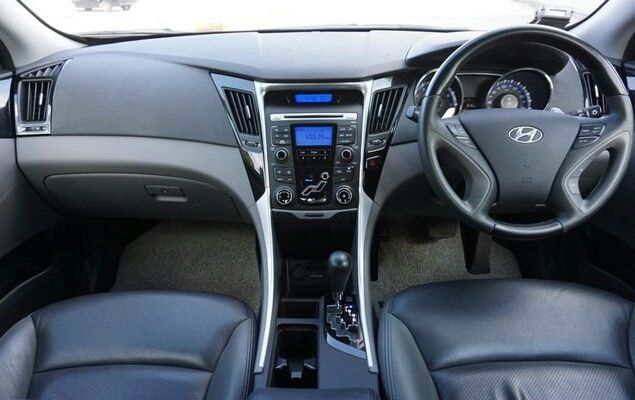 Hyundai i45 Sonata
