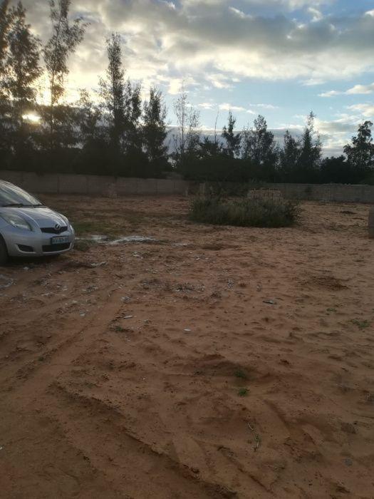 Transpassace propriedades de terrenos em marracuene facim