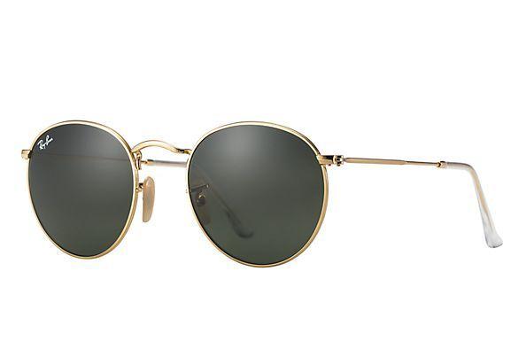 Солнцезащитные очки Ray-Ban Round. Распродажа!