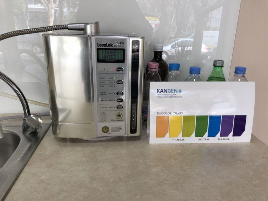 """""""Kangen"""",""""Канген"""",японски пречиствател,йонизатор на питейна вода"""