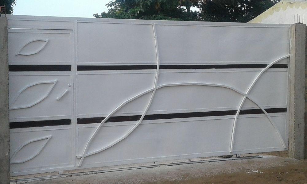 Fabrico, Venda e montagem de portões e grades.