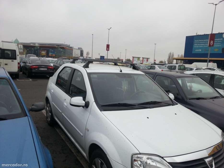 Bare Portbagaj Dacia Logan si Sandero / NOI