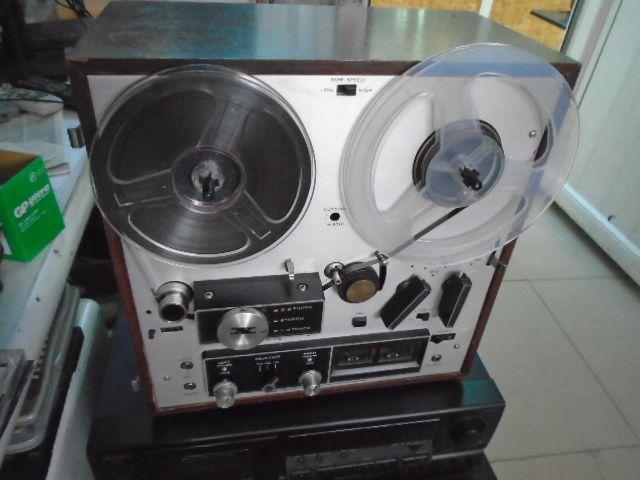 катушечный магнитофон Akai 5000 (полный)