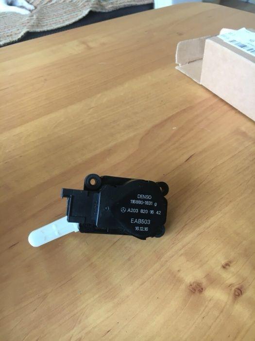 Серво Електромотор за Мерцедес