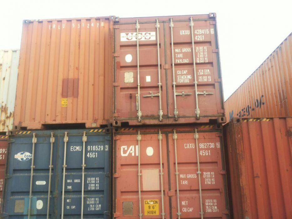 Продам в Шымкент 40 футовый контейнер