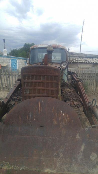 Продам трактор ДТ 75 в хорошем состоянии.Трактор в Аягузском районе