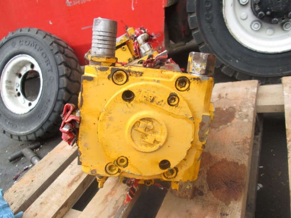 Pompa Hydromatik A4VG40ESD1 Brasov - imagine 5