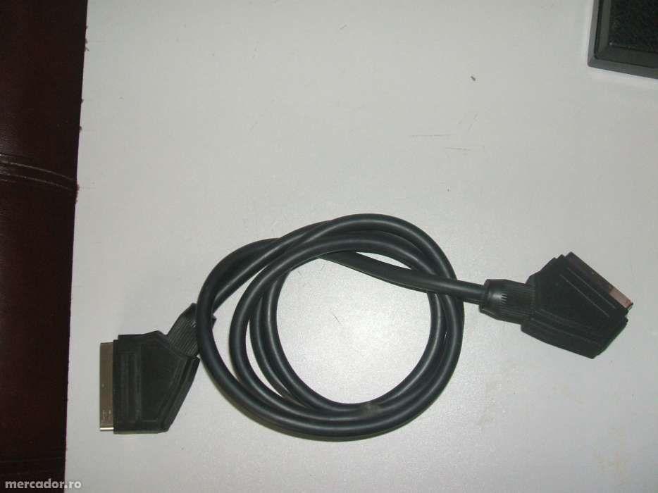 Cablu Euro-Scart 1M