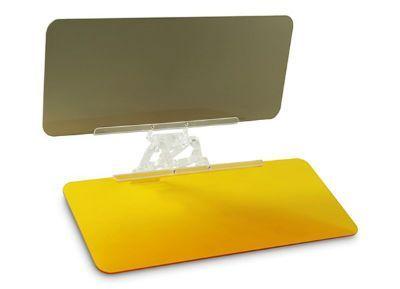 Оригинален сенник за кола - ден и нощ - VizClear HD ! Блокира UV лъчит