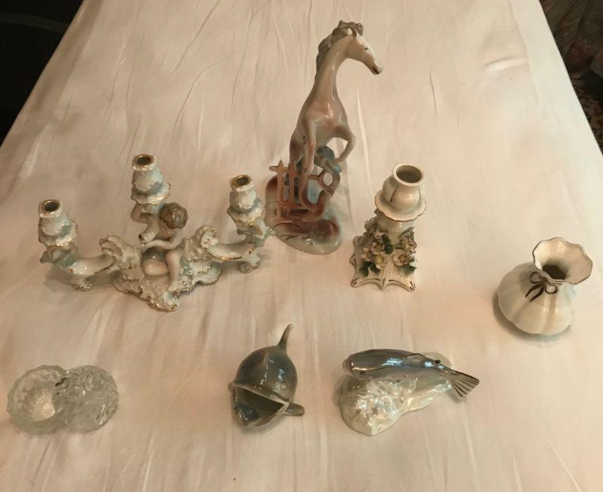 Diverse figurine din portelan