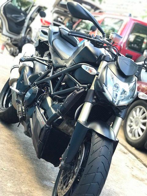 Vendo Ducati Streetfighter 848
