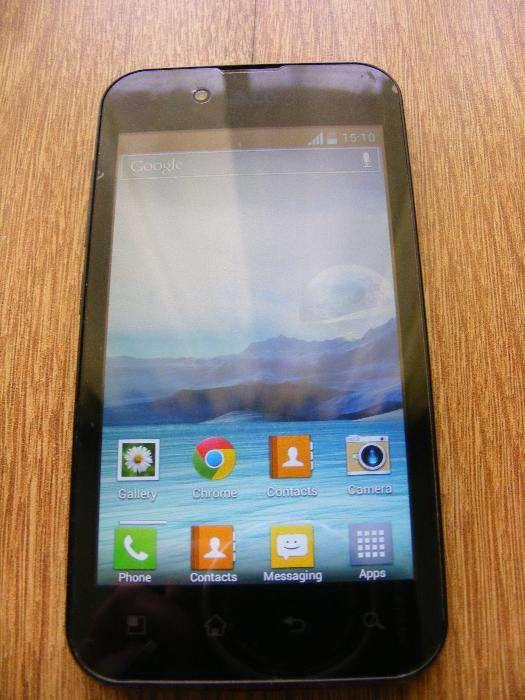 LG Optimus Black P 970 - decodat