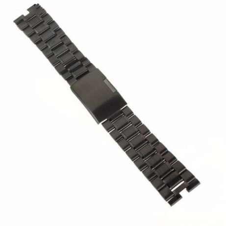 Bratara/curea metalica 22 mm. (MOTO 360/LG URBANE/GEAR etc.)