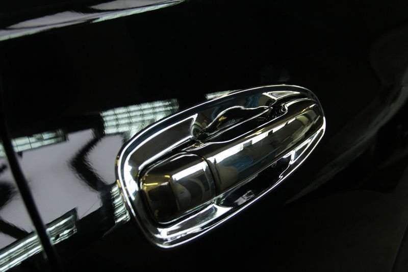 Хром накладки под ручки (мыльницы) для Toyota Land Cruiser Prado 150