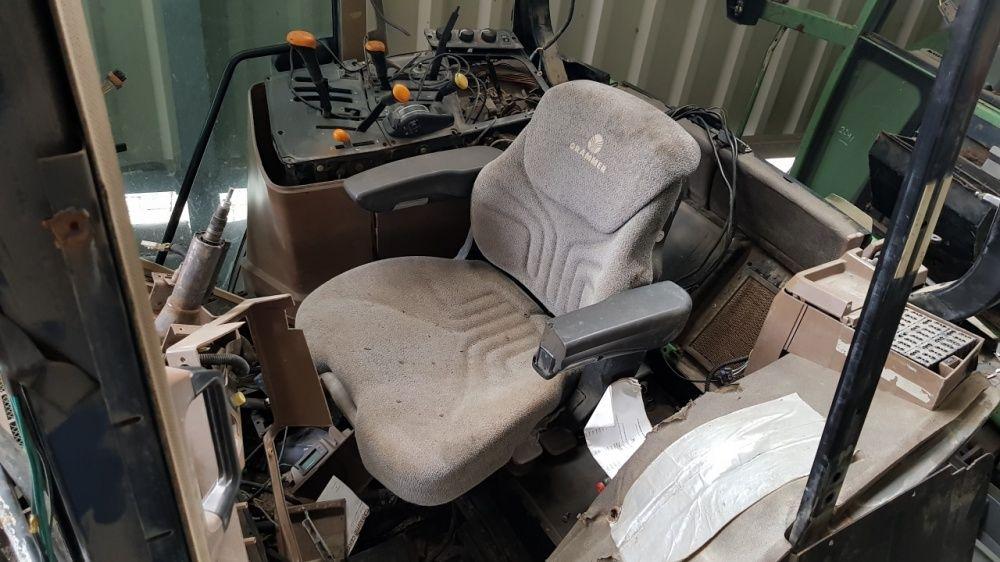Scaun Grammer tractor perna aer