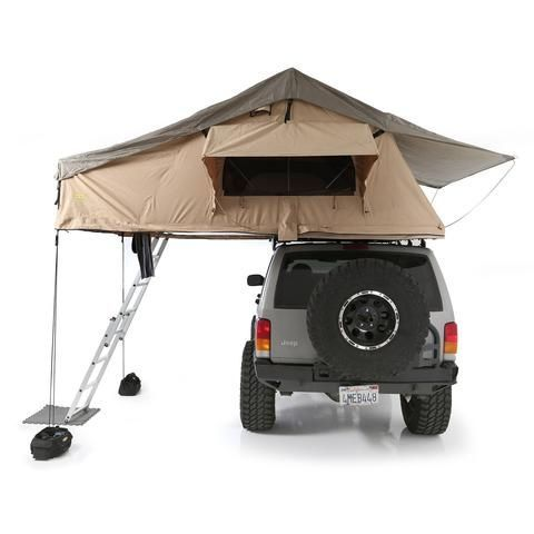 Палатка для крепления на багажнике или рейлингах