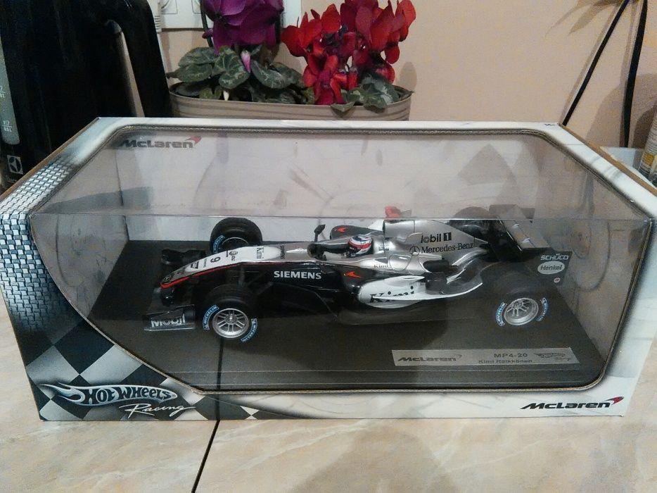 Macheta Formula1Mclaren Mercedes mp4/20, Kimi Raikkonen 1.18
