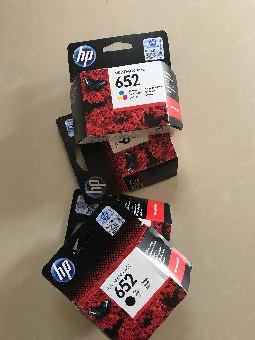 Tintas HP 652
