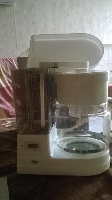 Кафеварка с кана