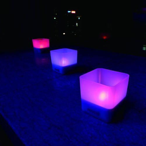 Lumanare LED inteligenta Bluetooth 4.0 RGB/W - REVOGI