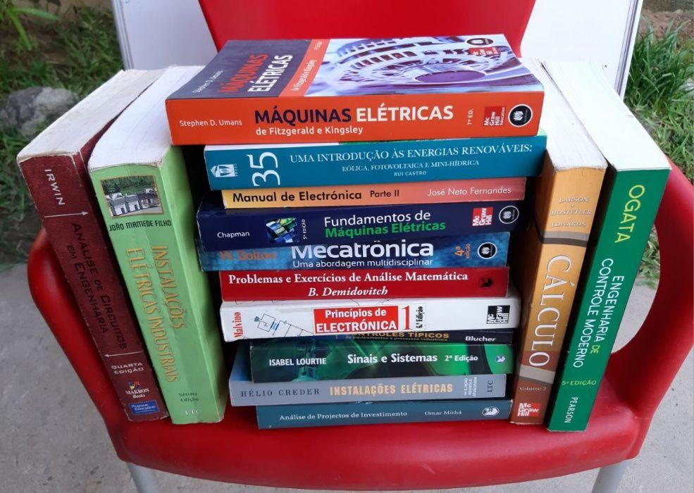 Oferta ideal para quem vai fazer o curso de Engº Eléctrica, Mecatronic